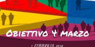 Obiettivo 4 marzo - 1 febbraio 2018