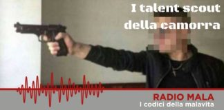talent scout camorra