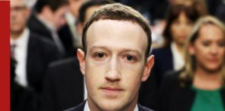mark zuckerberg congresso
