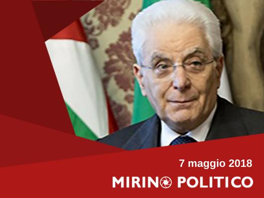 Politica 7 maggio