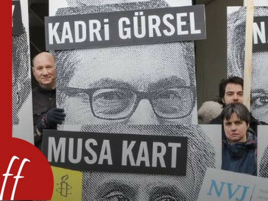 giornalismo indipendente turchia