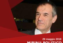 politica 29 maggio cottarelli